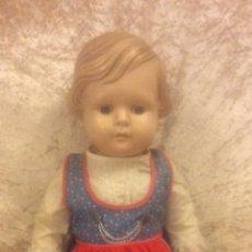 Muñecas Celuloide: MUÑECA ALEMANA ANTIGUA DE CELULOIDE. Lote 241553835