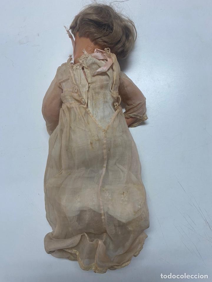 Muñecas Celuloide: ANTIGUA MUÑECA ALEMANA SCHUTZ MARKE S 30 CON ALTAVOZ Y COMPLEMENTOS - Foto 14 - 243997200