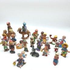 Bambole Celluloide: LOTE FIGURAS EN CELULOIDE, ALGUNAS PESEBRE Y VÁRIAS ( VER FOTOS ). Lote 252366905