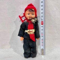 Bambole Celluloide: MUÑECA DE CELULOIDE TRAJE TÍPICO REGIONAL VINTAGE. Lote 253022245