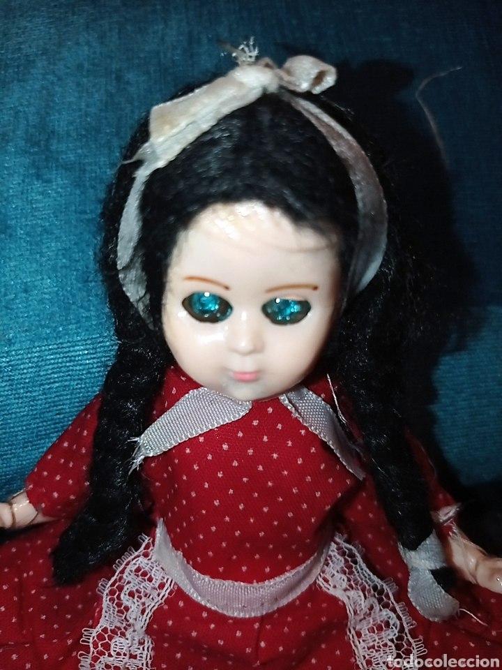 Muñecas Celuloide: Antigua muñeca de Industria Argentina - de celuloide, ojos durmientes, Bebé. Única - Foto 4 - 255652835
