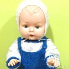 Muñecas Celuloide: PEPÓN DE CELULOIDE DURO, MADE IN HONG KONG. AÑOS 50-60. Lote 264980344