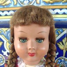 Muñecas Celuloide: ANTIGUA MUÑECA FRANCESA. Lote 288979273