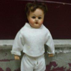 Muñecas Composición: MUÑECO OTTO&CUNO DRESSEL. Lote 30378478