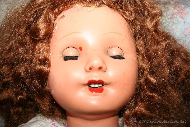 Muñecas Composición: antigua muñeca de composicion - Foto 2 - 40634162