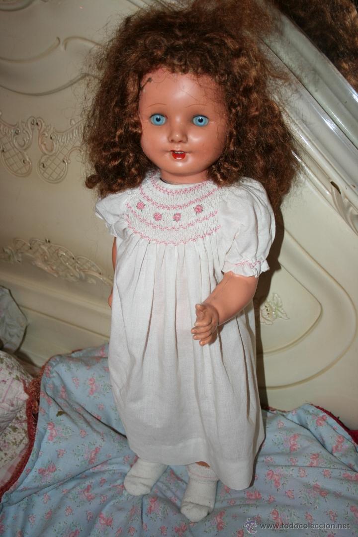 Muñecas Composición: antigua muñeca de composicion - Foto 5 - 40634162