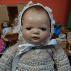 Muñecas Composición: COMPOSITION DOLL AMERICAN CHARACTER LITTLE LOVE BABY. Lote 46292336