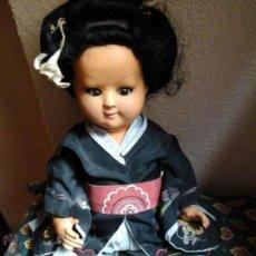 Muñecas Composición: MUÑECA JAPONESA ANTIGUA. Lote 48003154
