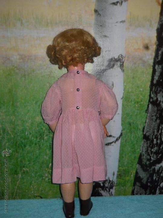 Muñecas Composición: Antigua muñeca de composicion de 64 cm - Foto 15 - 53199329