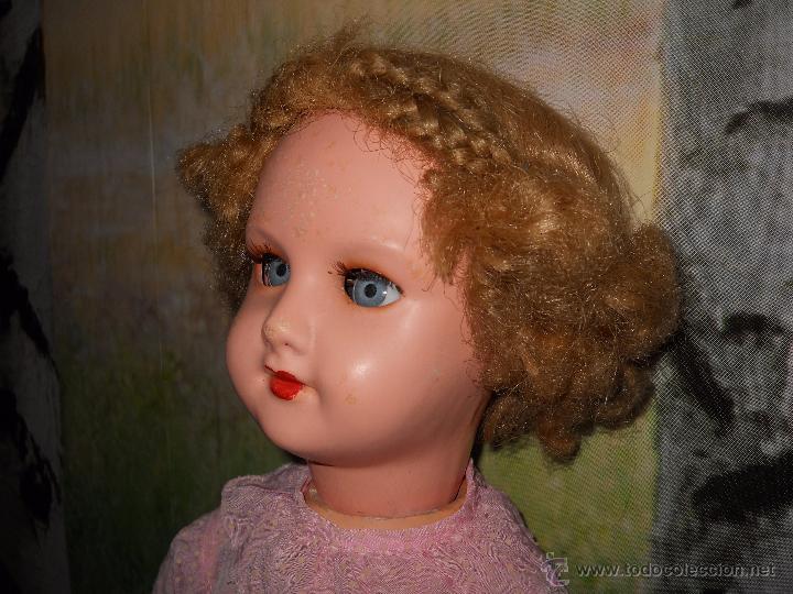 Muñecas Composición: Antigua muñeca de composicion de 64 cm - Foto 20 - 53199329