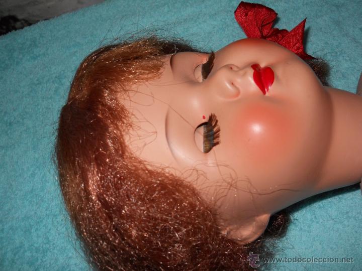 Muñecas Composición: Antigua muñeca de 78 cm - Foto 2 - 53433735