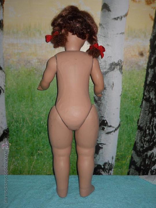 Muñecas Composición: Antigua muñeca de 78 cm - Foto 9 - 53433735