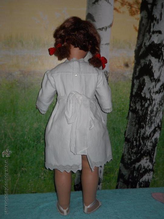 Muñecas Composición: Antigua muñeca de 78 cm - Foto 17 - 53433735