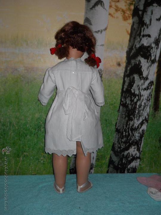 Muñecas Composición: Antigua muñeca de 78 cm - Foto 18 - 53433735