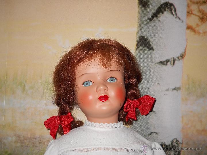 Muñecas Composición: Antigua muñeca de 78 cm - Foto 21 - 53433735