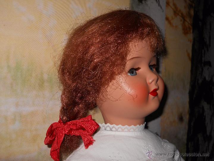 Muñecas Composición: Antigua muñeca de 78 cm - Foto 22 - 53433735