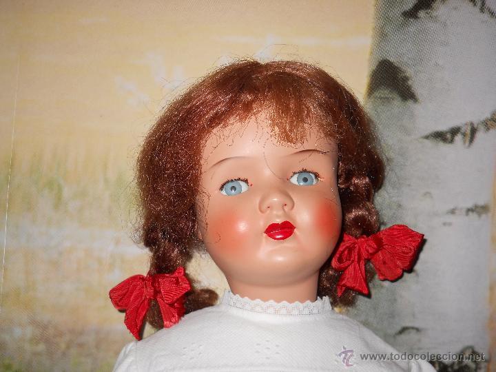 Muñecas Composición: Antigua muñeca de 78 cm - Foto 24 - 53433735