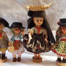 Muñecas Composición: LOTE DE MUÑECAS TIPICAS PORTUGUESAS. Lote 55054657