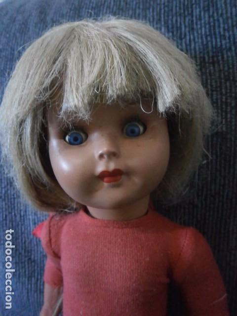 Muñecas Composición: muñeca italiana ratti n 50 celuloide composicion años 40 50 muy bonita - Foto 2 - 70255553
