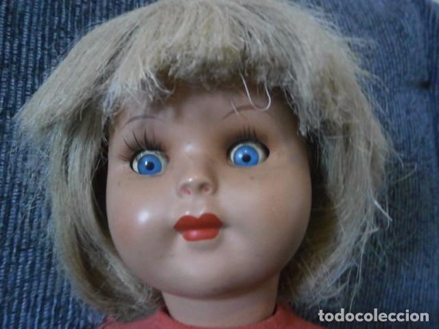 Muñecas Composición: muñeca italiana ratti n 50 celuloide composicion años 40 50 muy bonita - Foto 3 - 70255553