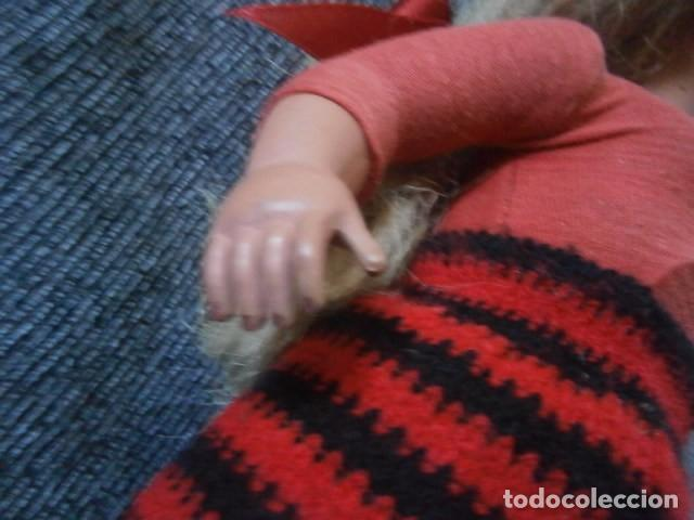 Muñecas Composición: muñeca italiana ratti n 50 celuloide composicion años 40 50 muy bonita - Foto 5 - 70255553