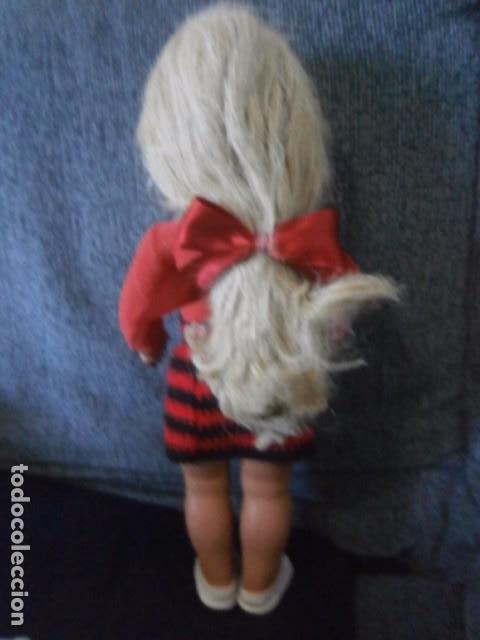 Muñecas Composición: muñeca italiana ratti n 50 celuloide composicion años 40 50 muy bonita - Foto 8 - 70255553
