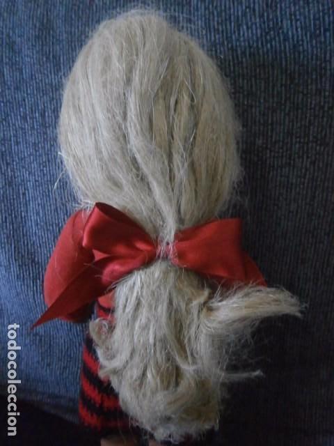 Muñecas Composición: muñeca italiana ratti n 50 celuloide composicion años 40 50 muy bonita - Foto 9 - 70255553