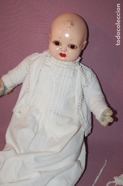 Muñecas Composición: bebé alemán composición y trapo - Foto 3 - 78547365
