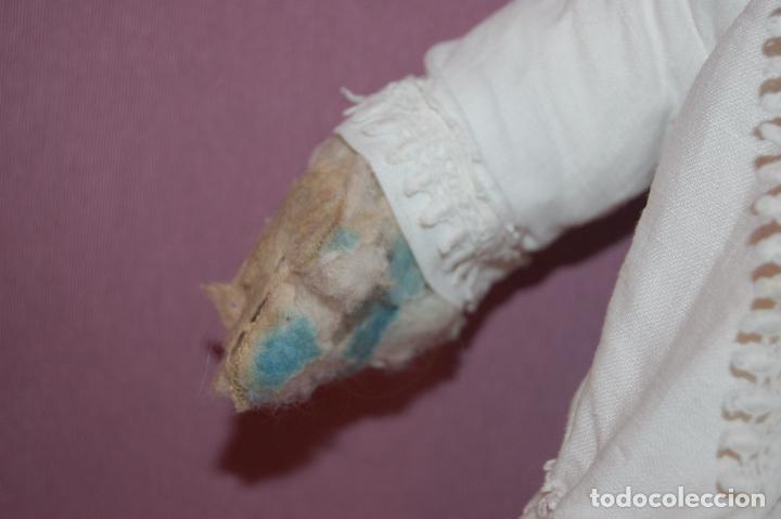 Muñecas Composición: bebé alemán composición y trapo - Foto 6 - 78547365