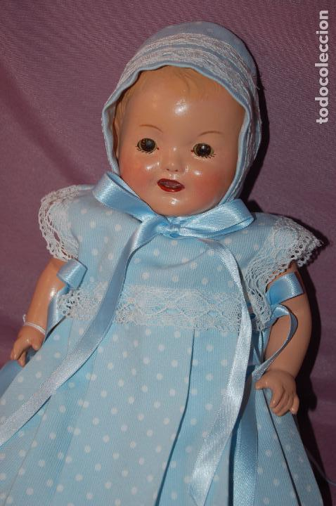 Muñecas Composición: muñeca composición americana - Foto 2 - 80729482