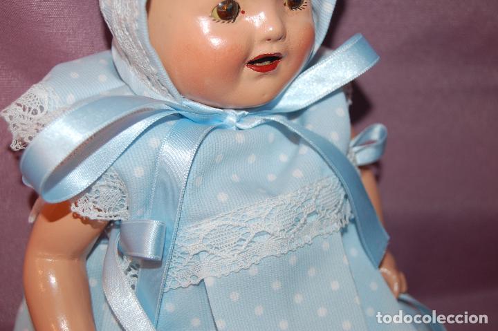 Muñecas Composición: muñeca composición americana - Foto 3 - 80729482