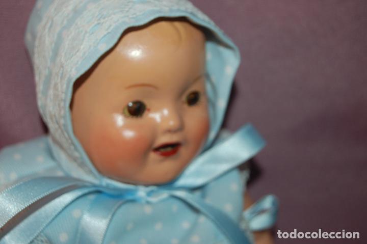 Muñecas Composición: muñeca composición americana - Foto 8 - 80729482