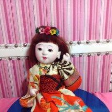 Muñecas Composición: MUÑECA ICHIMATSU JAPONESA. Lote 95728902