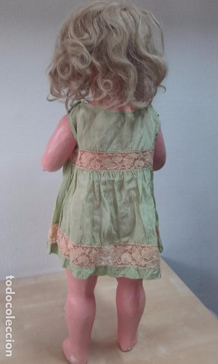 Muñecas Composición: Antigua muñeca de composición de 72 cm - Foto 2 - 116451187