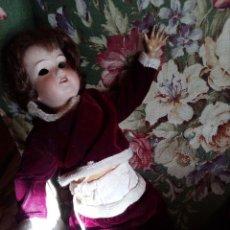 Muñecas Composición: MUÑECA ARMAND MARSEILLE. Lote 102522547