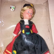 Muñecas Composición: ANTIGUA MUÑECA DE COMPOSICIÓN GURA. Lote 107790468