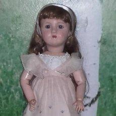 Muñecas Composición: ANTIGUA MUÑECA DE 49 CM, MARCADA (301 SFBJ PARIS N% 7) AÑOS 20. Lote 87562600