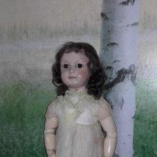 Muñecas Composición: ANTIGUA MUÑECA FRANCESA DE 61 CM MARCADA (SFBJ MOLDE 301 PARIS). Lote 87694668