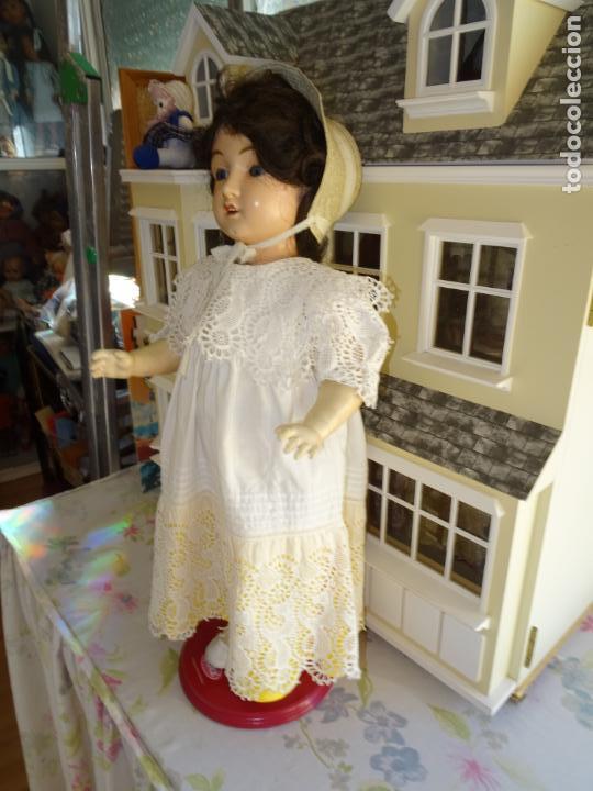 Muñecas Composición: ANTIGUA Y PRECIOSA MUÑECA INGLESA AÑOS 40 - Foto 5 - 147032862