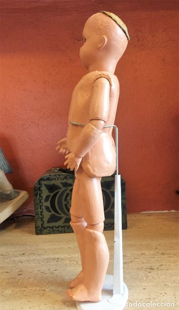 Muñecas Composición: DE MUSEO, MUÑECA PREREVOLUCIONARIA RUSA - Foto 6 - 147607350