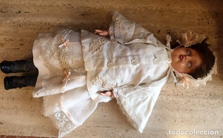 Muñecas Composición: DE MUSEO, MUÑECA PREREVOLUCIONARIA RUSA - Foto 18 - 147607350