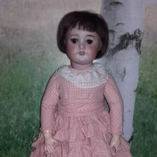 Muñecas Composición: ANTIGUA MUÑECA SFBJ 60 PARIS 6 (60 CM) AÑO 1919. Lote 104568679