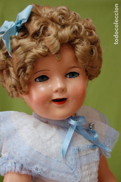 Muñecas Composición: muñeca de ideal shirley temple grande - Foto 2 - 158228006