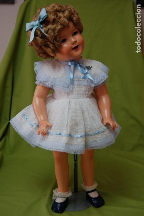 Muñecas Composición: muñeca de ideal shirley temple grande - Foto 3 - 158228006