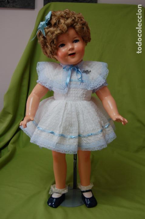 Muñecas Composición: muñeca de ideal shirley temple grande - Foto 4 - 158228006