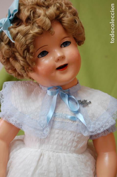 Muñecas Composición: muñeca de ideal shirley temple grande - Foto 6 - 158228006