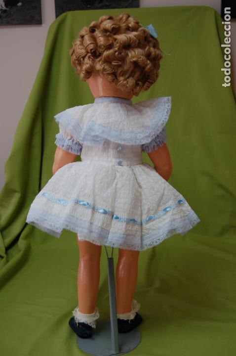 Muñecas Composición: muñeca de ideal shirley temple grande - Foto 11 - 158228006