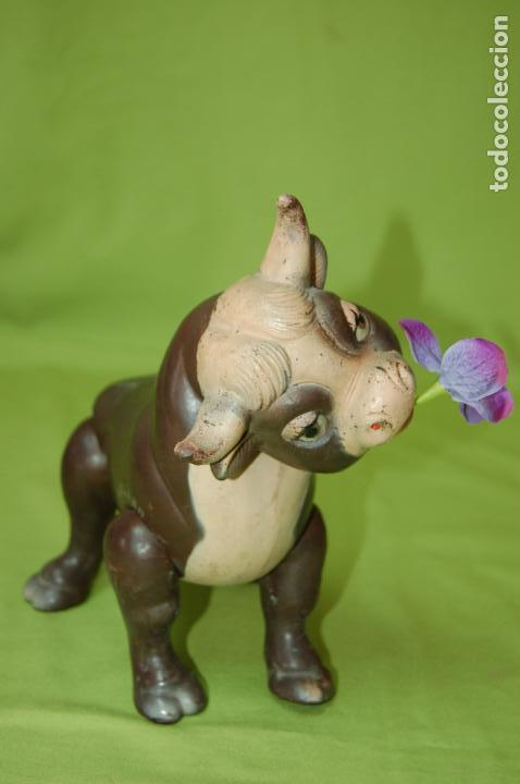 Muñecas Composición: torito ferdinando de ideal toys disney 1938 - Foto 6 - 159045074