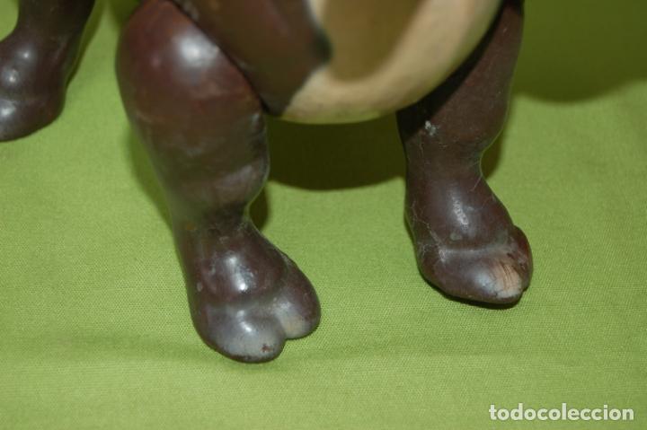 Muñecas Composición: torito ferdinando de ideal toys disney 1938 - Foto 7 - 159045074