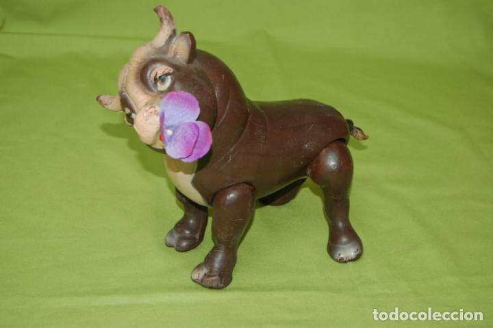 Muñecas Composición: torito ferdinando de ideal toys disney 1938 - Foto 10 - 159045074